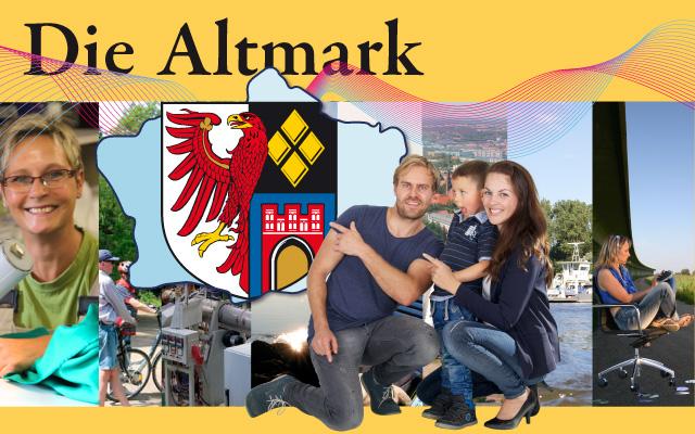 Wirtschaftsbroschüre, Die Altmark
