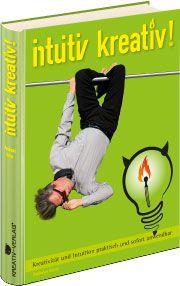 Abbildung des Buches intuitiv kreativ!
